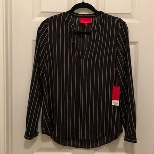 Like new soft striped tunic by Jennifer Lopez